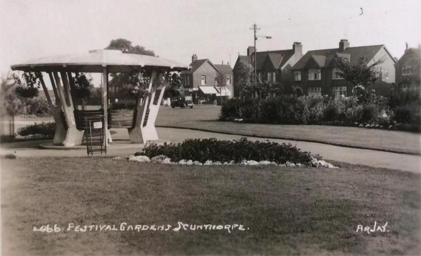 Festival Gardens 1950s