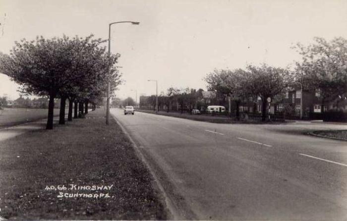 Kingsway 1950s