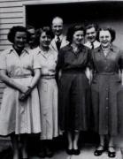 Corah's staff 1954